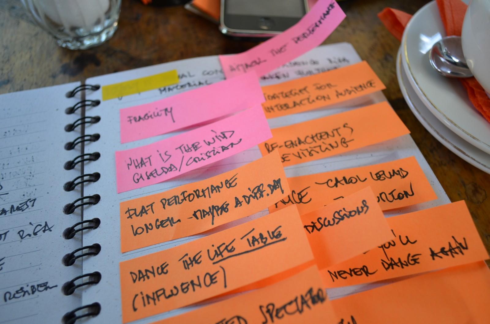 diary notes Riga