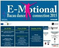 E-motional, Bacau dance connection 2015